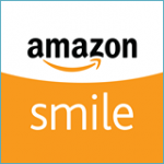 amazon smile logo goes to donate page
